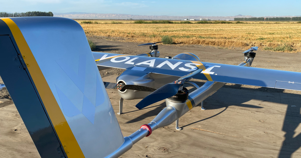 Unmanned Aircraft Selected to Support Site Acceptance Testing of North Dakota's Statewide BVLOS Network
